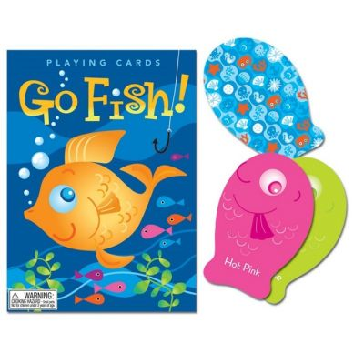 Eeboo - Gra karciana Color Go Fish!