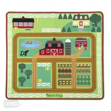 Melissa & Doug - Mata do Zabawy Farma