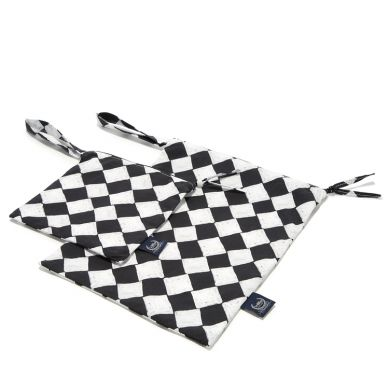 La Millou - Kosmetyczka Podróżnika King Size Follow Me Chessboard