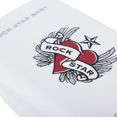 Rock Star Baby - Lunchbox Serce i Skrzydła