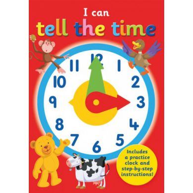 Wydawnictwo Usborne Publishing - I Can Tell The Time