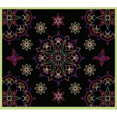 Auzou - Wydrapywanka Kreatywne Wzory 5+