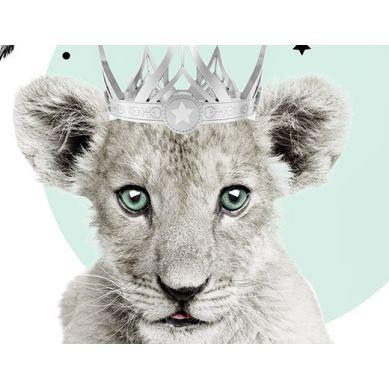 Dekornik - Naklejka Ścienna Mały Król Lew L