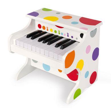 Janod - Pianino Elektroniczne Confetti