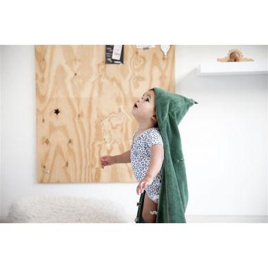Snoozebaby - Otulacz, Śpiworek Trendy Wrapping Zielony