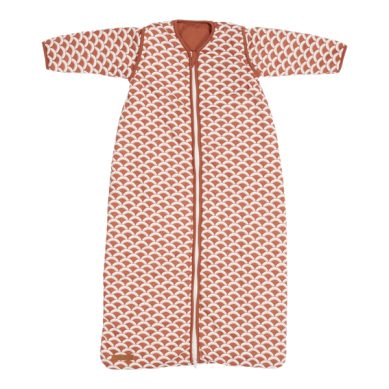 Little Dutch - Śpiworek do Spania z Odpinanymi Rękawkami 70 cm Sunrise Rust