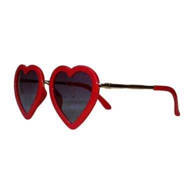 Elle Porte - Okulary Przeciwsłoneczne Classic Love Heart 3-12 lat