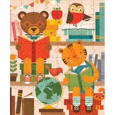 Petit Collage - Puzzle w Skarbonce Czas na Bajkę