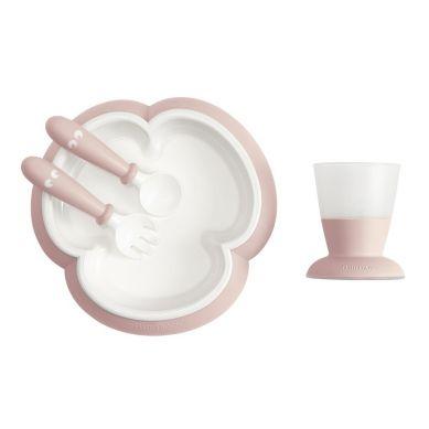 Babybjorn - Zestaw do Karmienia Powder Pink
