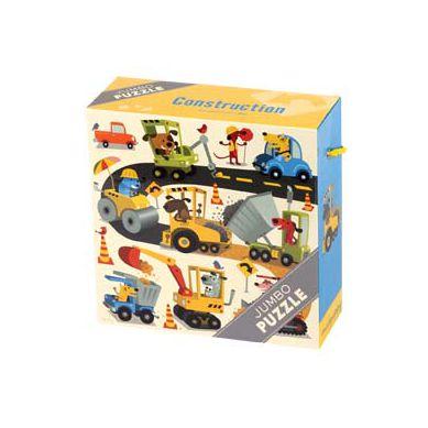 Mudpuppy Puzzle Jumbo 25 Elementów Budowa