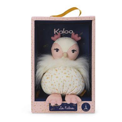 Kaloo - Sowa Luna 25 cm w Pudełku Kolekcja Les Kalines