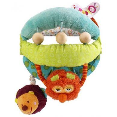 Lilliputiens - Wielofunkcyjna Zabawka do Wózka Jeż Simon