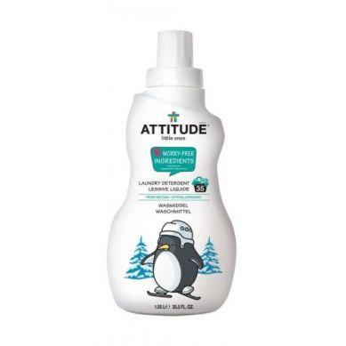 Attitude - Płyn do Prania Ubranek Dziecięcych Gruszkowy Nektar 35 prań - 1050 ml