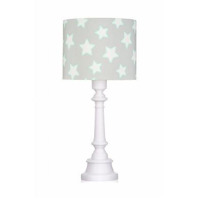 Lamps&co. - Lampa Stojąca Grey Star ze Ściemniaczem