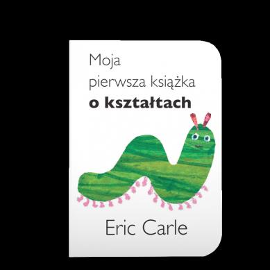 Wydawnictwo Tatarak - Moja Pierwsza Książka o Kształtach