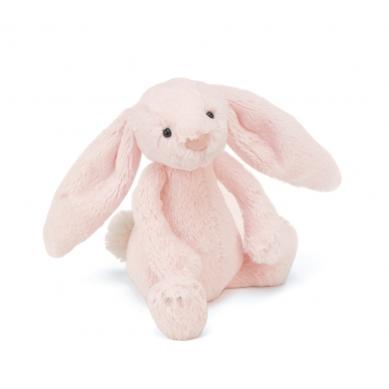 Jellycat - Grzechotka Przytulanka Króliczek Pink
