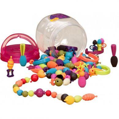 B.Toys - Zestaw do Tworzenia Biżuterii 150 Elementów