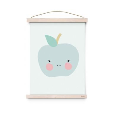 Eef Lillemor - Plakat Apple
