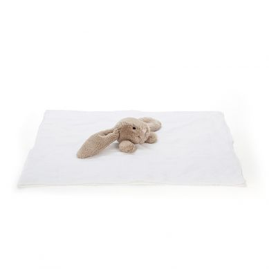Jellycat - Przytulaczek z Króliczkiem Bashful Beige