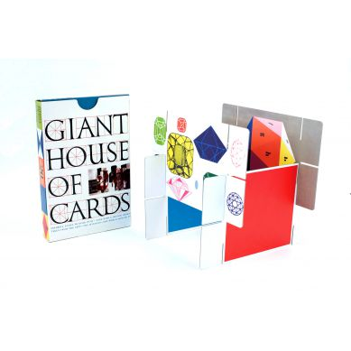 "Mon Petit Art - House of Cards '""Giant"""