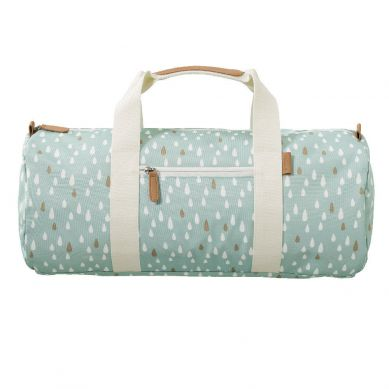 Fresk - Torba Weekend Bag Kropelki Blue