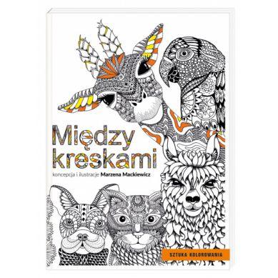 Wydawnictwo Nasza Księgarnia - Między Kreskami