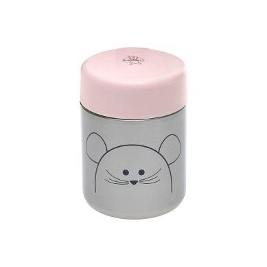 Lassig - Pojemnik-Termos na Posiłki Little Chums Mysz