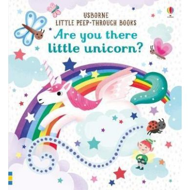 Wydawnictwo Usborne Publishing - Are you there little unicorn?