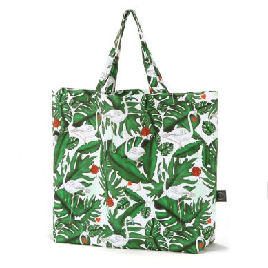 La Millou - Shopper Bag Evergreen Tiger