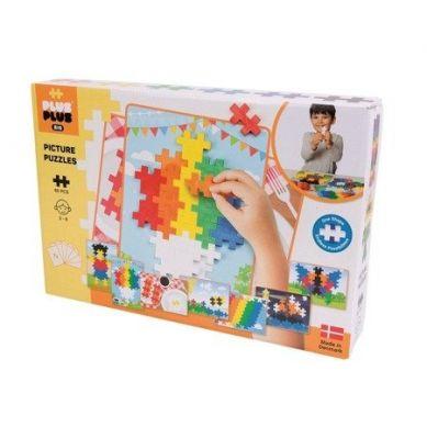 Plus Plus - Midi Basic Puzzle Obrazkowe 60 szt. 1+