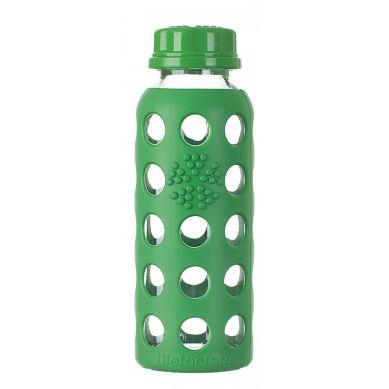 Lifefactory - Butelka Szklana dla Dzieci 250ml Grass Green