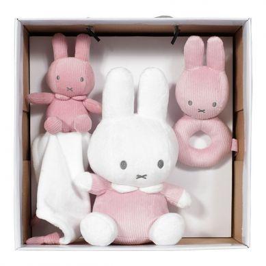 Tiamo - Zestaw Prezentowy Miffy Pink Babyrib