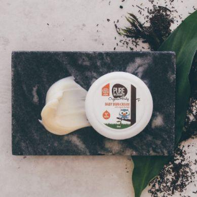 Pure Beginnings Organic Baby - Łagodzący Krem do Pielęgnacji Pupy z Ekstraktem z Baobabu 125ml