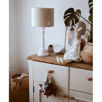 Lamps&co. - Lampa Stojąca Velvet Cream