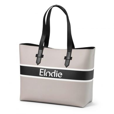 Elodie Details - Torba dla Mamy Saffiano Logo Tote