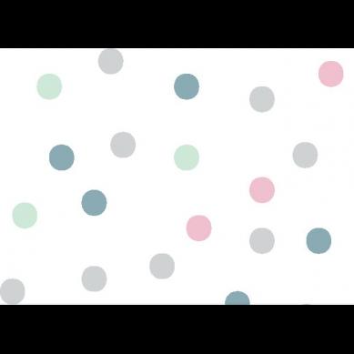 La Millou - Prześcieradło Good Night 60x120 cm Story Dots
