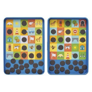Petit Collage - Gra Magnetyczna Bingo