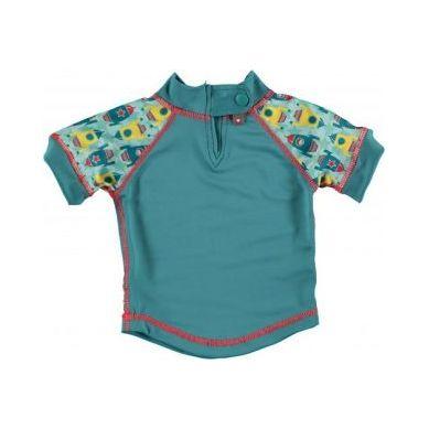 Close - Koszulka do pływania UPF50+ Rockets M 12-18 miesięcy