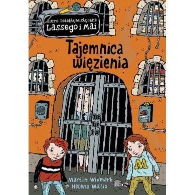 Wydawnictwo Zakamarki - Tajemnica Więzienia