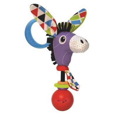 Yookidoo - Muzyczna Grzechotka Potrząśnij Mnie Osiołek