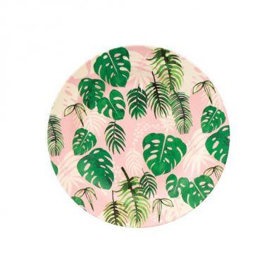 Rex - Talerz Bambusowy Tropical Palm