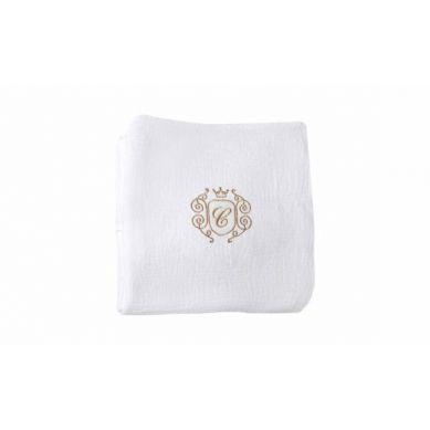 Caramella - Otulacz Golden Chic Biały
