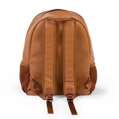 Childhome - Plecak z Ekoskóry Przewijakiem Brązowy