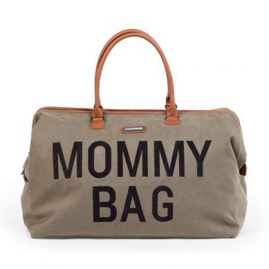 Childhome - Torba Mommy Bag Kanwas Khaki