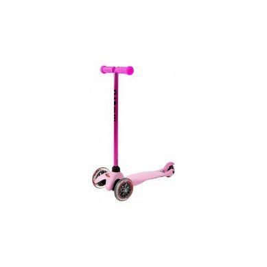 Micro - Hulajnoga Trzykołowa Mini Candy Różowa