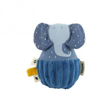 Trixie - Mini Wańka-Wstańka z Dzwoneczkiem 12cm Mrs. Elephant