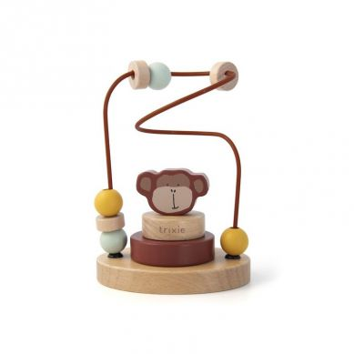 Trixie - Labirynt z Drewnianymi Koralikami Mr Monkey