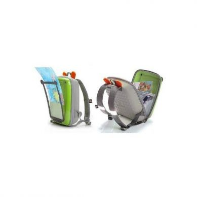 Benbat Plecak Małego Artysty Go Vinci Zielony