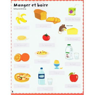 Wydawnictwo Usborne Publishing - Easy French Words