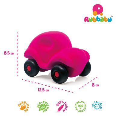Rubbabu -  Samochód Sensoryczny Różowy